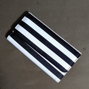 Kut from the Cloth Striped Clutch Wallet, NWOT